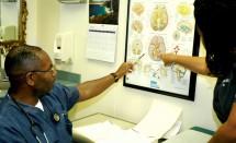 Dr. Willis Courtney, M. D.